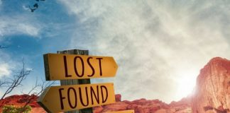 lost - found - searching