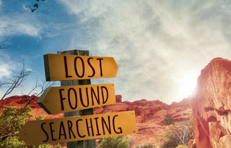 Are You Lost? Find Your Way Back to God